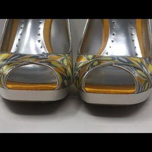 BCBG Paris Shoes - BCBG Paris Platform Heels